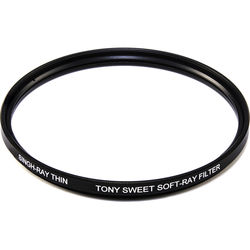 Singh-Ray Tony Sweet Soft-Ray Diffusion Filter (82mm Thin Ring Mount)