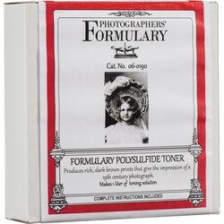 Photographers' Formulary Toner for Black & White Prints - Polysulfide