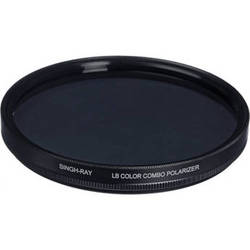 Singh-Ray LB ColorCombo Polarizer Filter (Cokin Z-Pro Sprocket Mount)