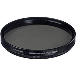 Singh-Ray 82mm LB Warming Circular Polarizer Filter