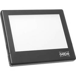Gepe Slim Lite 5000 Illuminator (Gray/Black)
