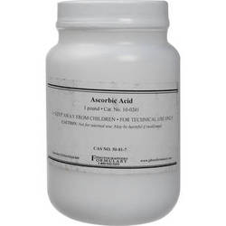 Photographers' Formulary Ascorbic Acid - 1 Lb.