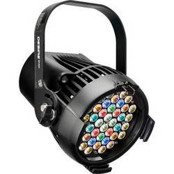 ETC Desire D40 Studio HD LED Fixture with Edison Connector (Black)