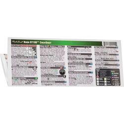 PhotoBert Cheat Sheet for the Nikon D7100