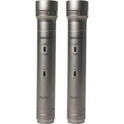 Tascam TM-PC1 Pencil Condenser Microphone (Stereo Set)