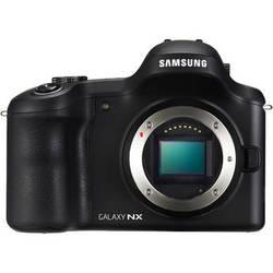 Samsung Galaxy NX Mirrorless Digital Camera (Body Only)