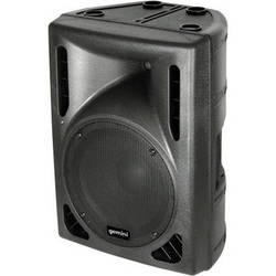 "Gemini DRS-12BLU 12"" Active Loudspeaker with USB + SD + Bluetooth MP3 Player"
