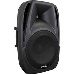 "Gemini ES-15BLU 15"" Active Loudspeaker with USB/SD/Bluetooth MP3 Player"