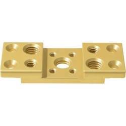 "Chrosziel 2"" Locking Bars for CustomCage (Gold, 1 Pair)"