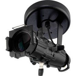 ETC Source Four Mini with 50° Lens (Canopy Mount, Black)