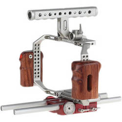 Movcam Camera Cage Kit 4 for Blackmagic Design Cinema Camera