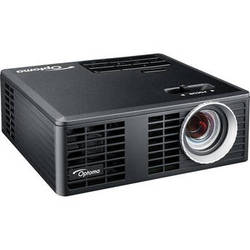 Optoma Technology ML550 3D Ready Mobile LED Projector