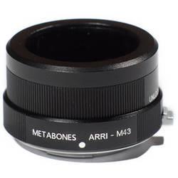 Metabones Arriflex Standard Lens to Micro Four Thirds Lens Mount Adapter (Black)
