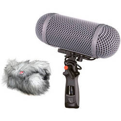 Rycote Windshield Kit 1 - Complete Windshield and Suspension System
