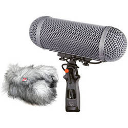 Rycote Windshield Kit 2 - Complete Windshield and Suspension System