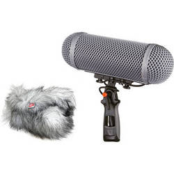 Rycote Windshield Kit 2-MZL - Complete Windshield and Suspension System