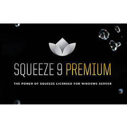 Sorenson Media Squeeze 9 Premium Video Encoder Software