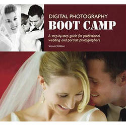Amherst Media Book: Digital Photography Boot Camp: A Step-by-Step Guide for Professional Wedding and Portrait Photographers by Kevin Kubota