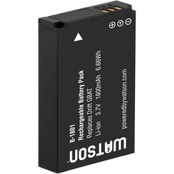 Watson Lithium-Ion Battery Pack (3.7V, 1800mAh) for HD Ghost Camera
