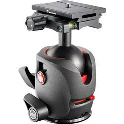 Manfrotto MH055M0-Q6 Magnesium Ball Head with Q6 Top Lock Quick Release