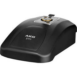 AKG ST6 Professional Tabletop Stand for 3-Pin XLR Microphones