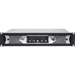 Ashly NX3.04 Programmable Output Power Amplifier