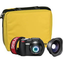 SeaLife DC1400 Reef Edition Underwater Digital Camera Kit with Wide Angle Lens/ Compact Pro Case