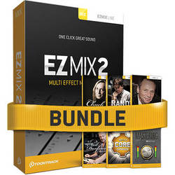 Toontrack EZmix 2 Top Producers Bundle Software