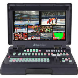 Datavideo HS-2800 Hand Carried HD/SD Mobile Studio (8-Channel)