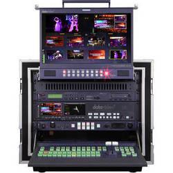 Datavideo MS-2800B 8-Channel HD/SD Mobile Video Studio Bundle