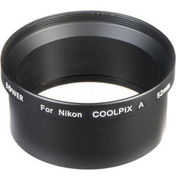 Bower 52mm Adapter Tube for Nikon COOLPIX A Digital Camera