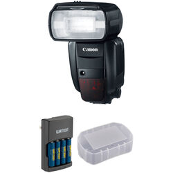 Canon Speedlite 600EX-RT Essential Accessory Kit