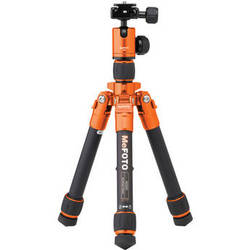 MeFOTO DayTrip Tripod Kit (Orange)