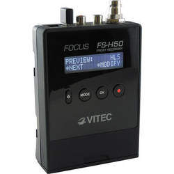 VITEC Focus FS-H50 Proxy Recorder with WiFi Adapter
