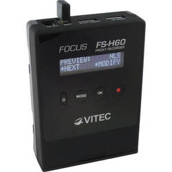 VITEC Focus FS-H60 Portable Proxy Recorder with HDMI Input & Wi-Fi Adapter