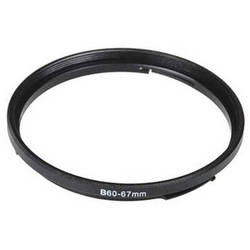 FotodioX Bay 60 to 67mm Aluminum Step-Up Ring