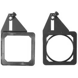 """Linhof Filter Holder for 4 x 4"""" Gels and 95mm Screw-in Filters"""