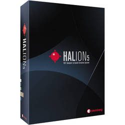 Steinberg HALion 5 - Virtual Sampler and Sound Creation Software