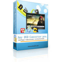 AnvSoft Any DVD Converter Pro for Windows