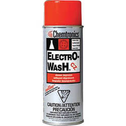 Chemtronics Electro-Wash CZ Fiber Optic Cleaner (12 oz Can)