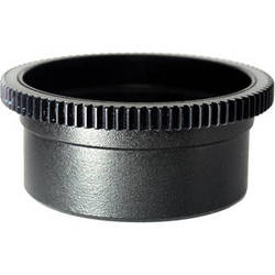 Amphibico Zoom Gear for Sony 10-18mm Lens in Lens Port