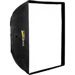 "Impact Luxbanx Duo Large Square Softbox (40 x 40"")"