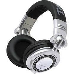 Technics RP-DH1250-S DJ Headphones (Silver/Black)