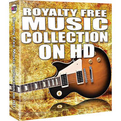 Sound Ideas Royalty-Free Music Collection Hard Drive
