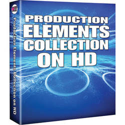 Sound Ideas Production Elements Collection Hard Drive