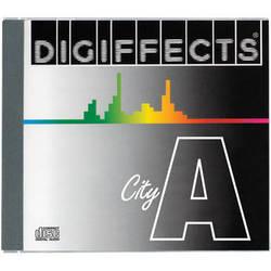 Sound Ideas Digiffects City Sound Effects - Series A (29 Audio CDs)