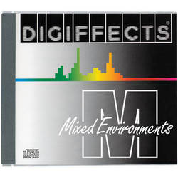 Sound Ideas CD-ROM: Digiffects Series M Mixed Environments Sound Effects
