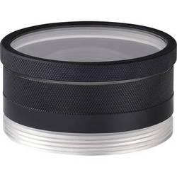 AquaTech P-Series P-80 Flat Port for Short to Medium Length Prime Lenses