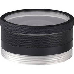 AquaTech P-Series P-100 Flat Port for Canon & Nikon Medium Length Primes and Wide Angle Zoom Lenses