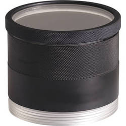 AquaTech P-Series P-160 Flat Port for Canon & Nikon 24-70mm f/2.8 and Nikon 300mm f/4E Lenses